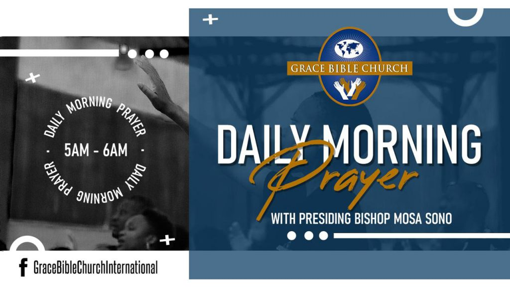 Grace Bible Church Daily Morning Prayers