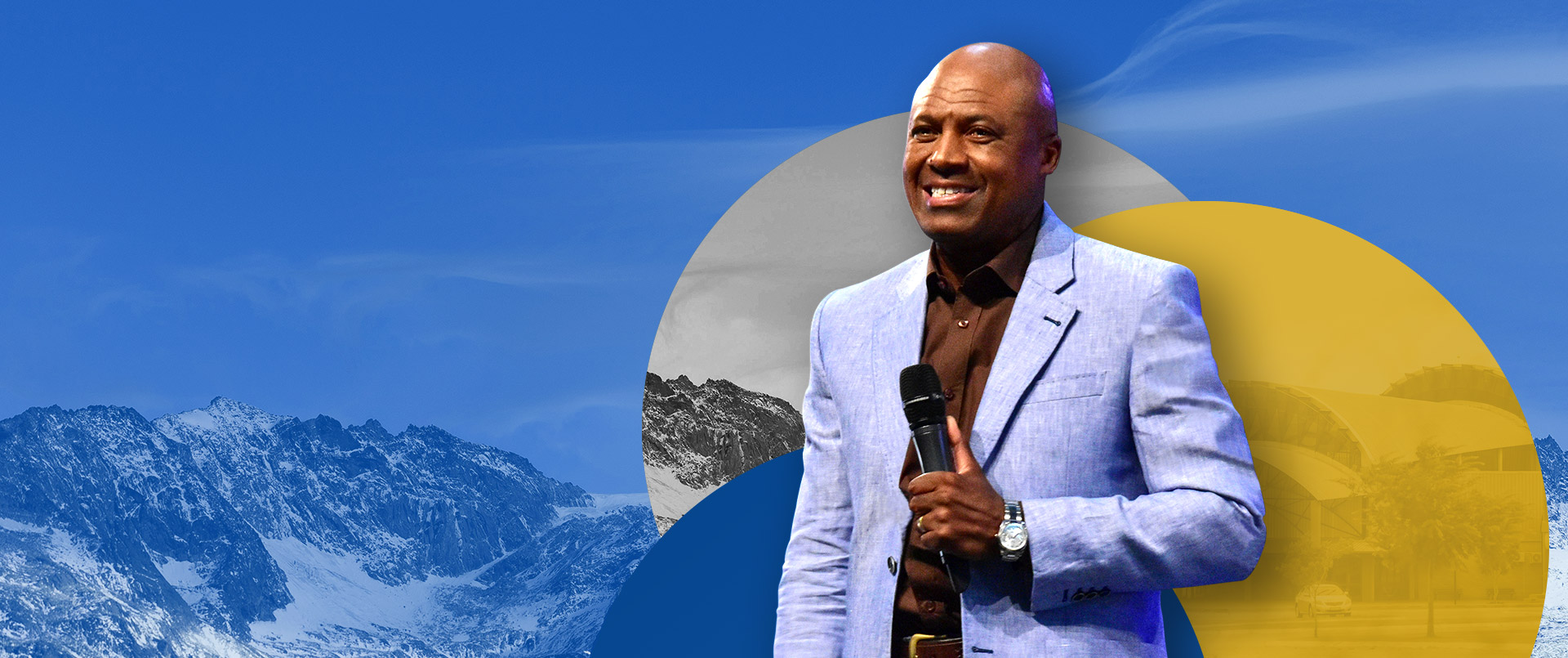 Grace Bible Church Website Home Page Slider Banner Bishop Mosa Sono
