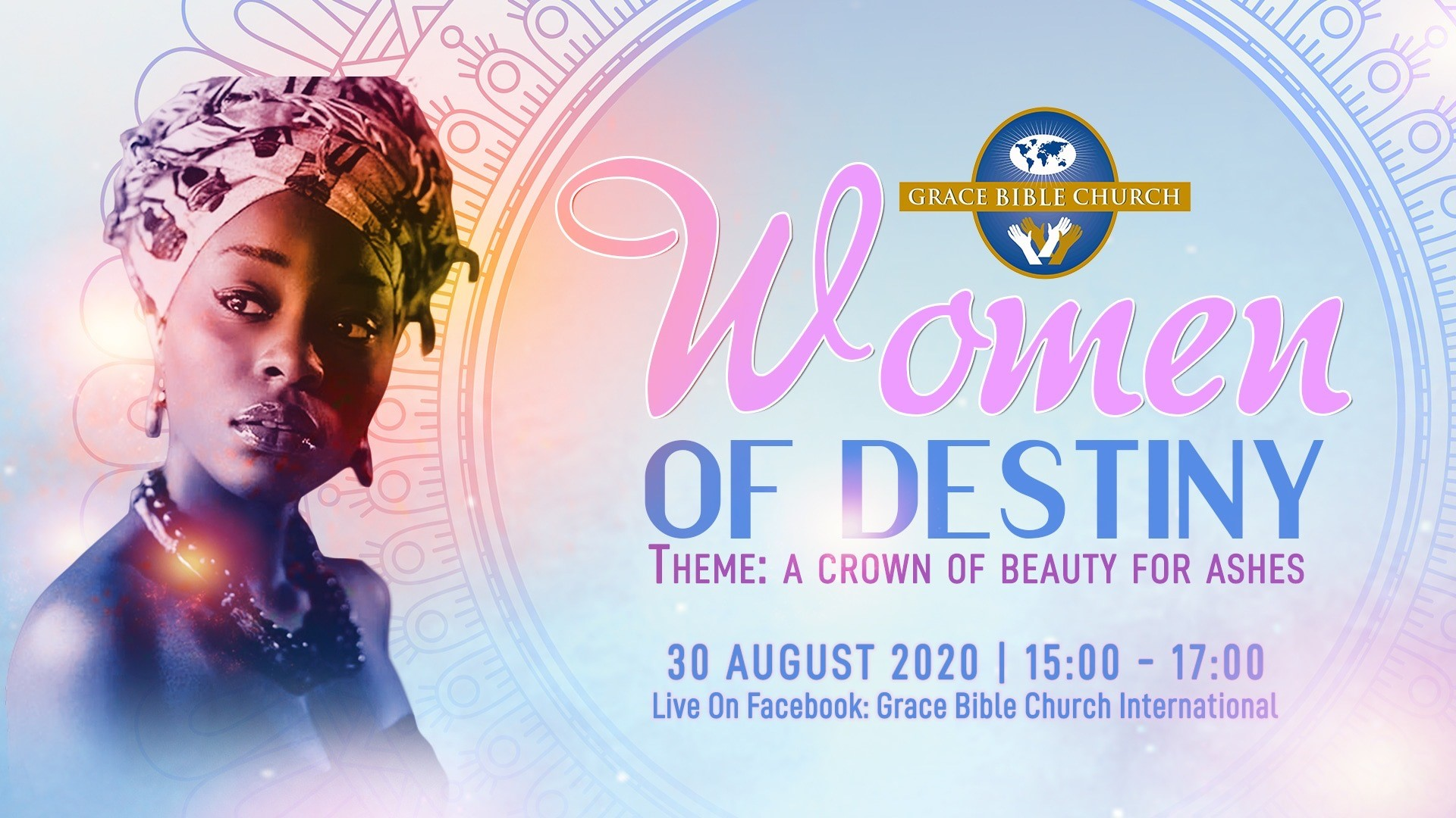 Women of Destiny Webinar